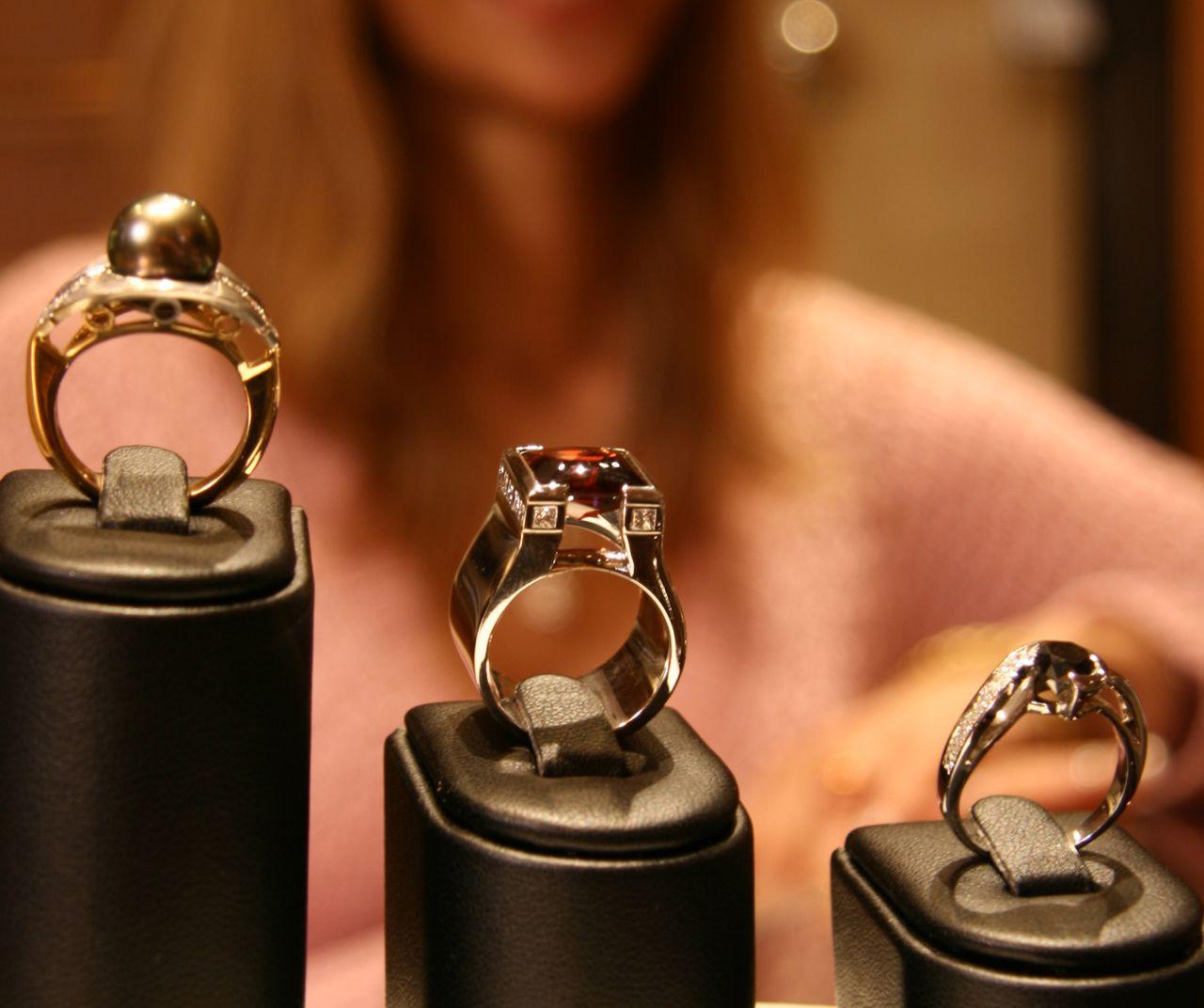 f64119171e41 Biżuteria - pierścionki