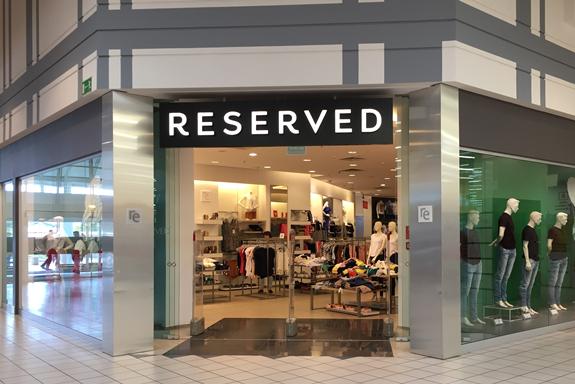 1442b70742 Reserved C.H. Auchan Ursynów Salon Odzieżowy
