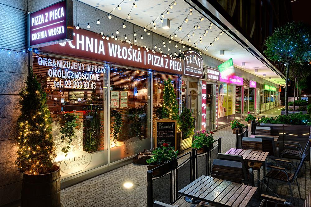 Presto Trattoria Ursynow Pizzeria Ursynowaz Pl Firma