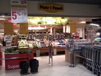 bd739a7afb Piotr i Paweł Galeria Metro Supermarket
