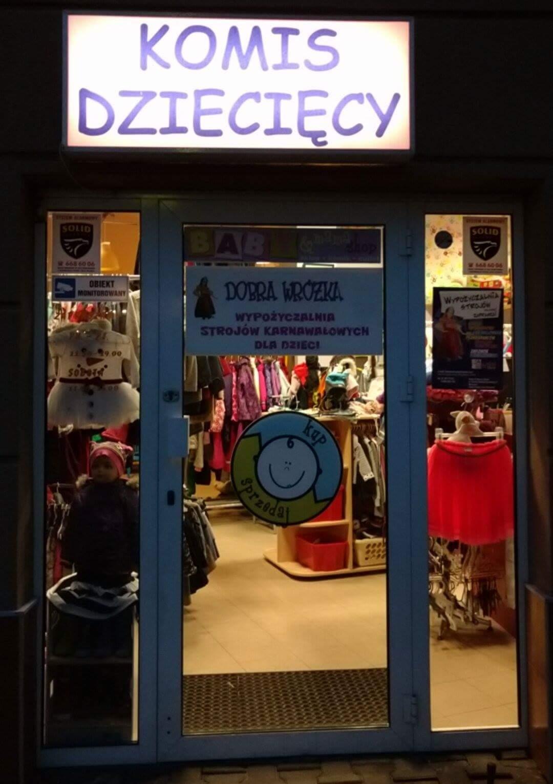 2a6ea0fff992af Komis artykułów dziecięcych oraz ciążowych Baby & Mama Shop znajduje się  niedaleko stacji metra Kabaty,
