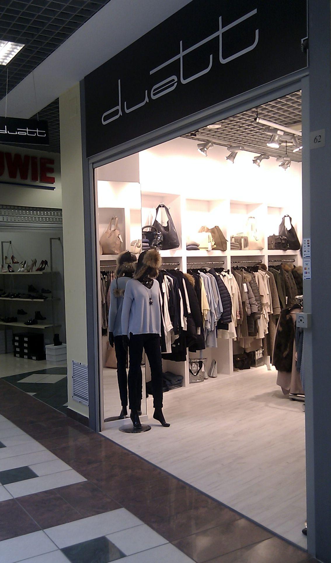52af7a259bbb Duett Galeria Ursynów Butik z Odzieżą, UrsynówAZ.pl , Firma