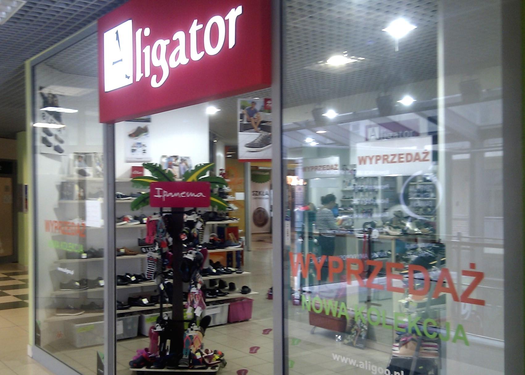 9fe46e04277091 Aligator Galeria Metro Bis Salon z Obuwiem, UrsynówAZ.pl , Firma
