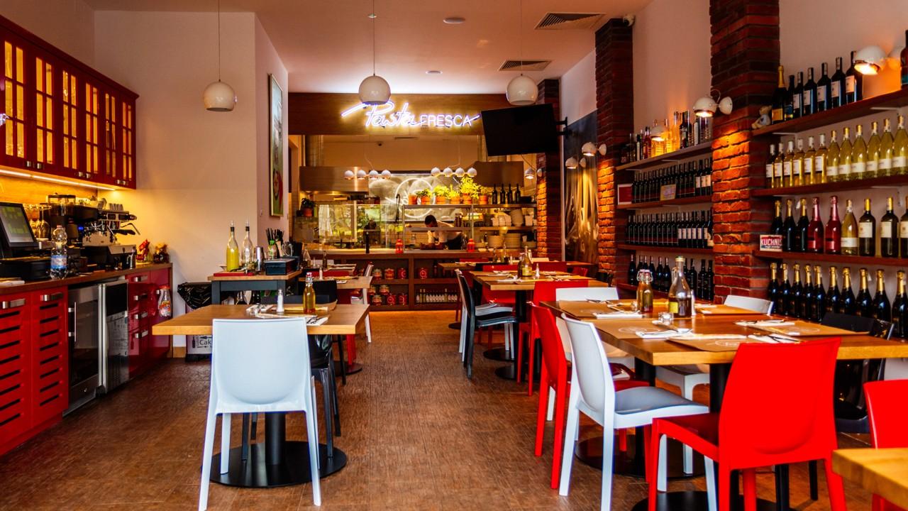 Pasta Fresca Restauracja Włoska Ursynówazpl Firma