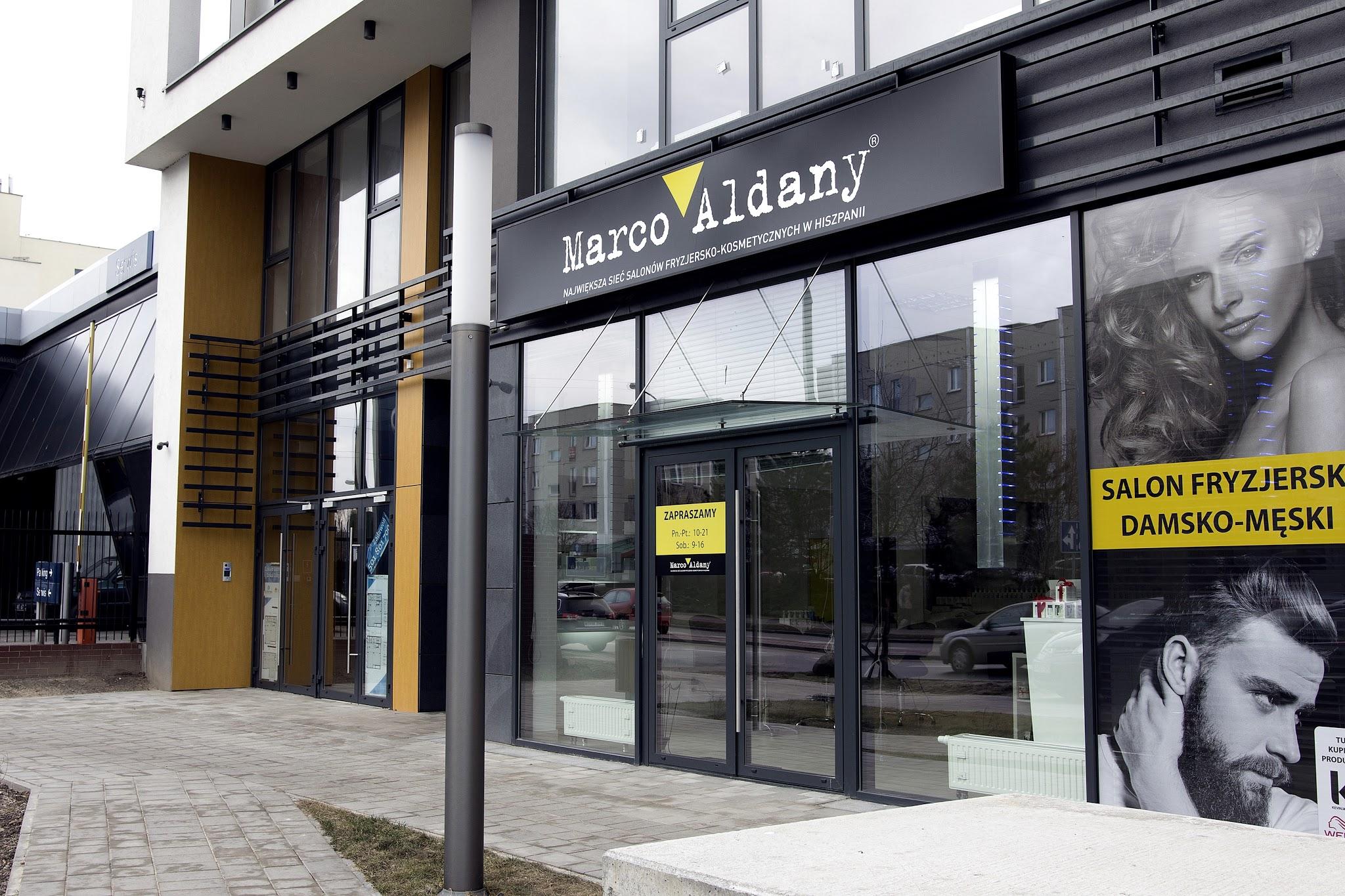 Marco Aldany Salon Fryzjersko Kosmetyczny Ursynówazpl Firma